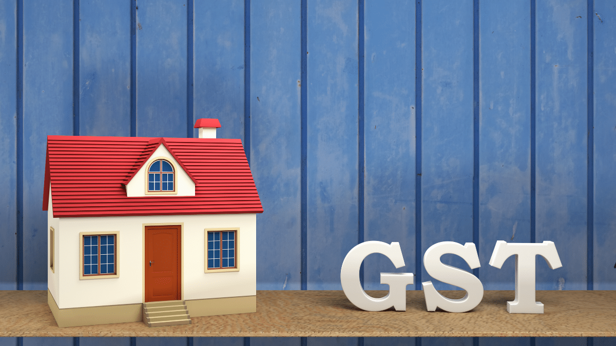 GST simplified for home buyers